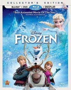 Frozen-Blu-ray