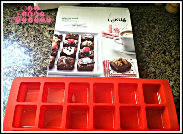 Lekue Brownie Mold