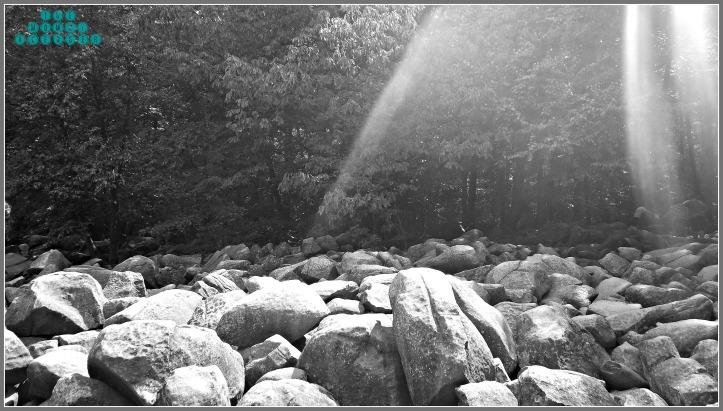Ringing Rocks Sun