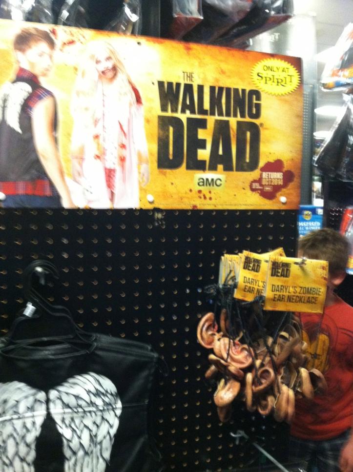 The Walking Dead Spirit Halloween