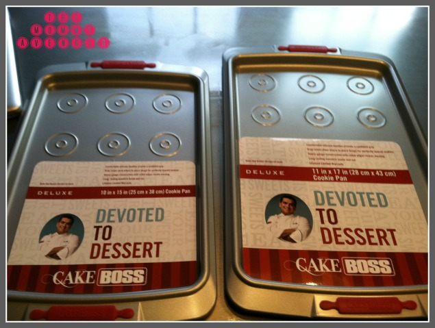 cake boss cookie pans