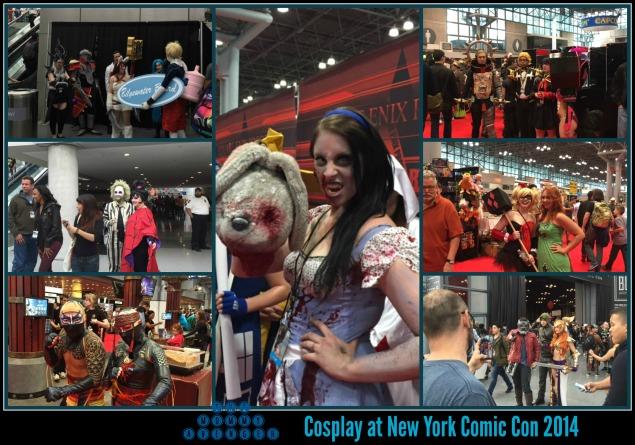 Cosplay at NYCC14