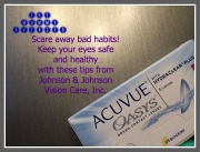Healthy Eye Tips from Johnson & Johnson Vision Care, Inc