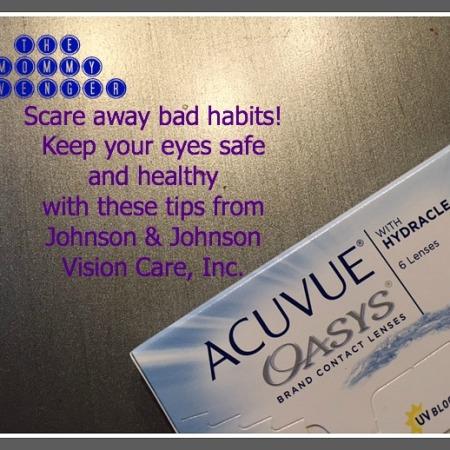 Healthy Eye Tips from Johnson & Johnson Vision Care, Inc