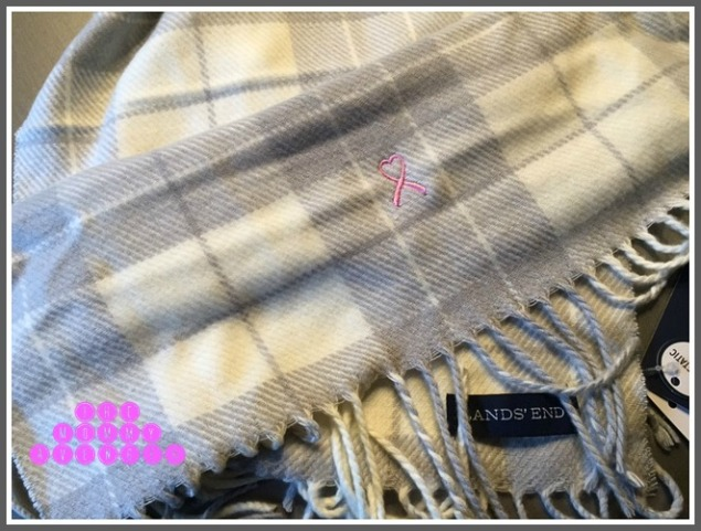 Lands' End Pink Thread Project