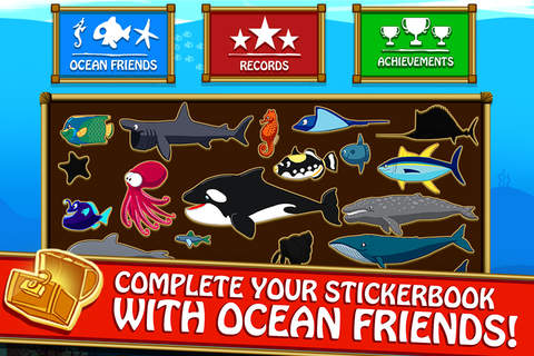 Turtle Trek SeaWorld Kids app