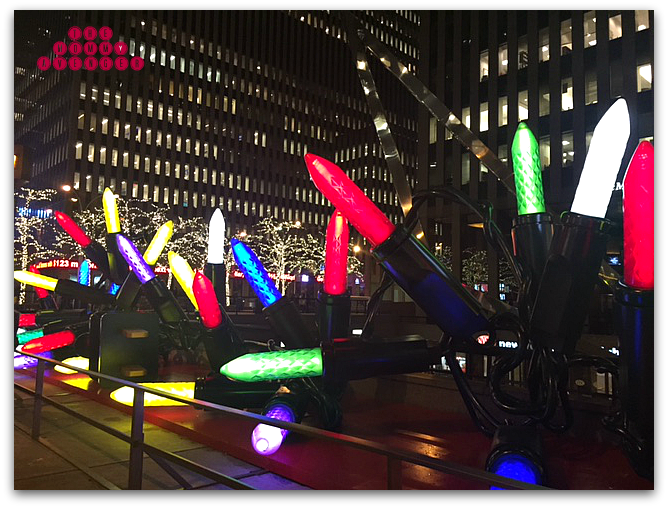 Christmas Lights in NYC