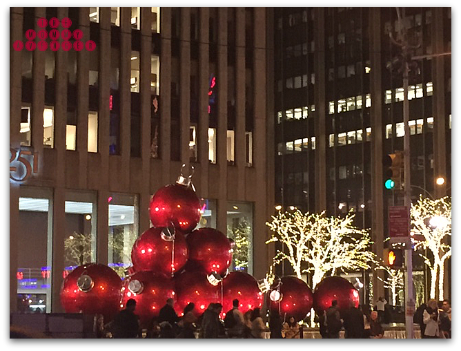 Ornaments in NYC