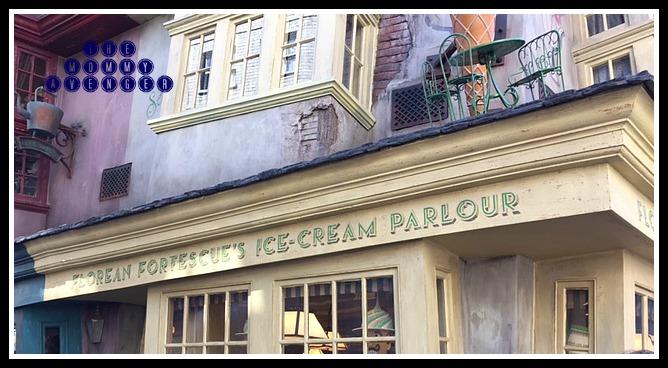 Florean Forfescue's Ice Cream Parlour