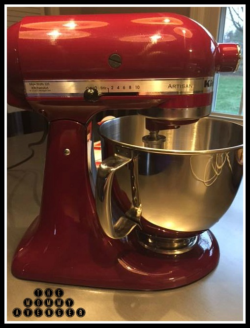 Kitchen Aid Artisan Mixer Bordeaux