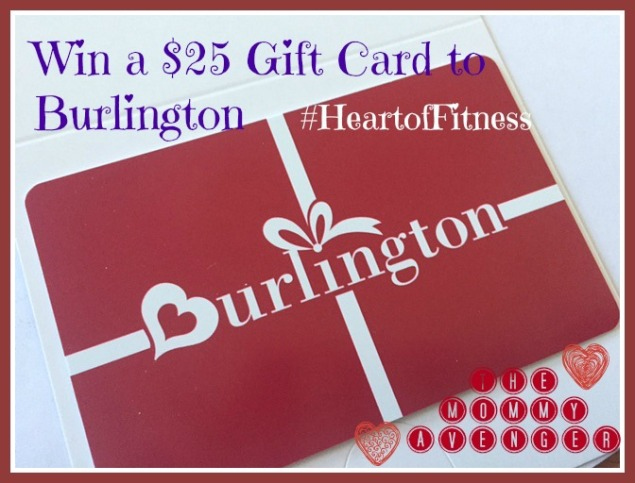 Burlington #heartoffitness