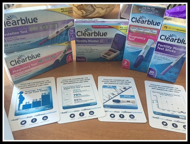 Clearblue products