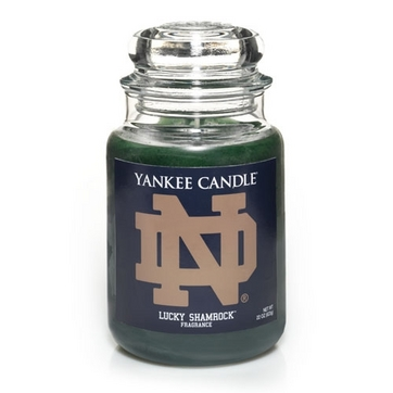 Notre Dame Yankee Candle