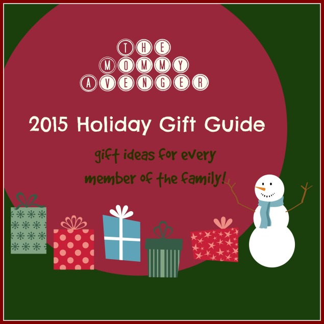 2015 holiday gift guide logo