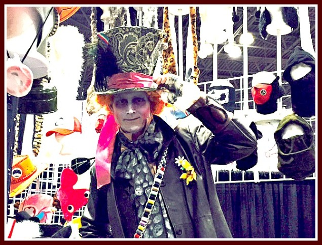 Mad Hatter NYCC15