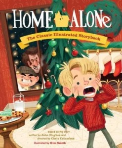 home alone storybook
