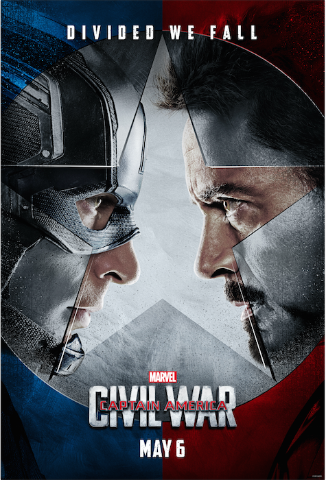 Marvel's Captain America Civil War