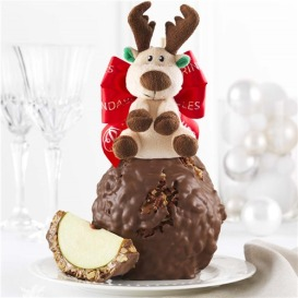 reindeer apple