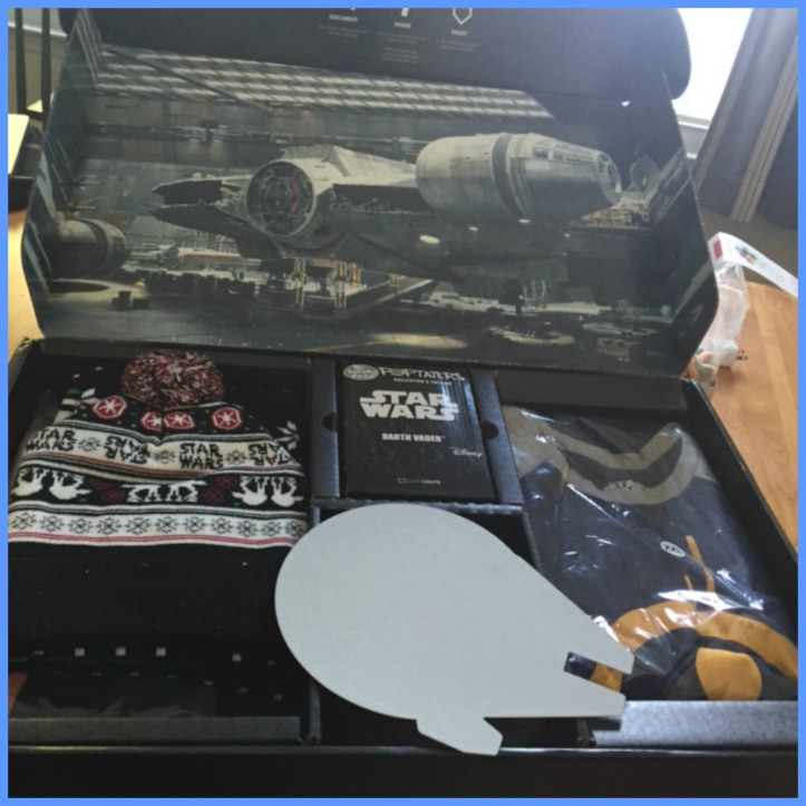 lootcrate star wars limited edition