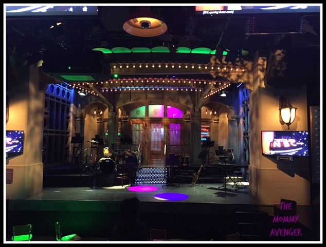 snl stage