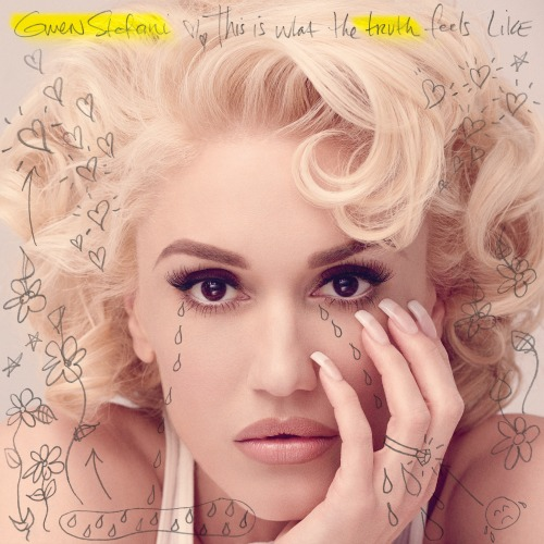 Gwen Stefani ALBUM COVER