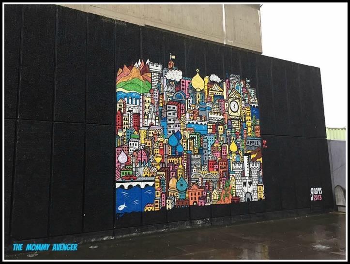 London street art 1 Mommy Avenger