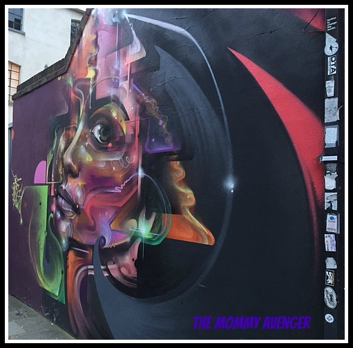 London street art 3 Mommy Avenger