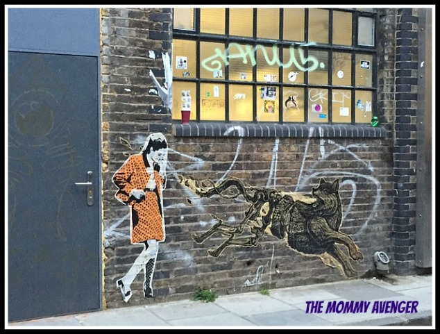 London street art 4 The Mommy Avenger
