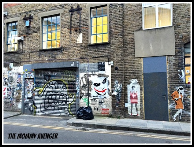 London street art 5 The Mommy Avenger