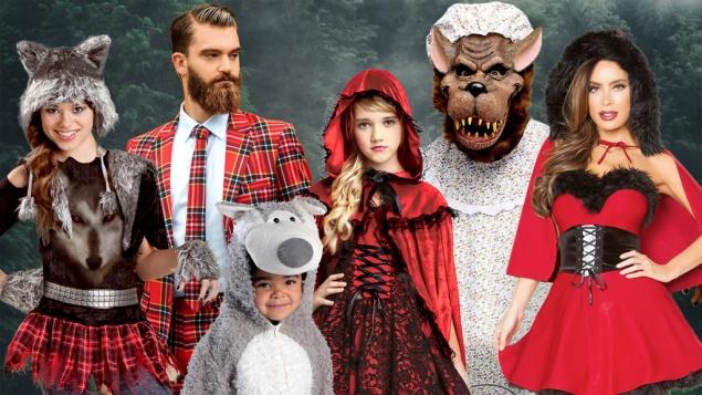 Little Red Riding Hood The Mommy Avenger