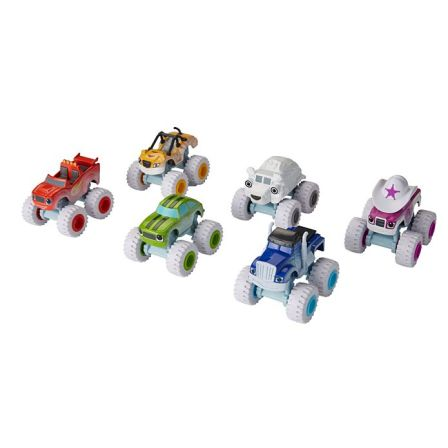 blaze and the monster machines polar pals