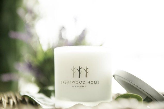 brentwood home candle