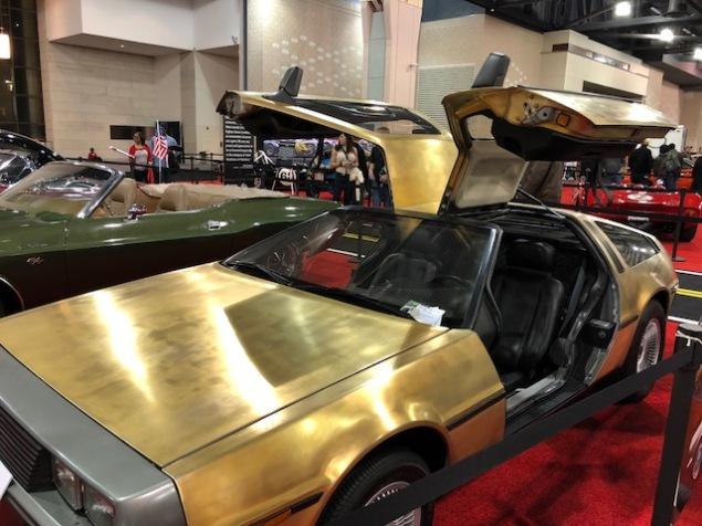 Philadelphia Auto Show THE MOMMY AVENGER - Philadelphia car show 2018