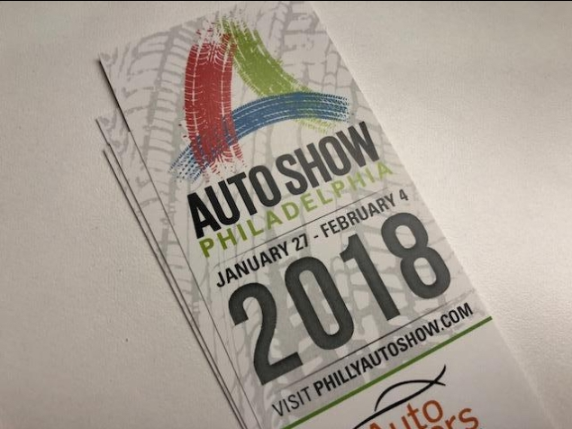 Philly Auto Show 2018